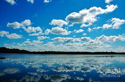Photograph - Clear Blue Waters  by Jennie Stewart