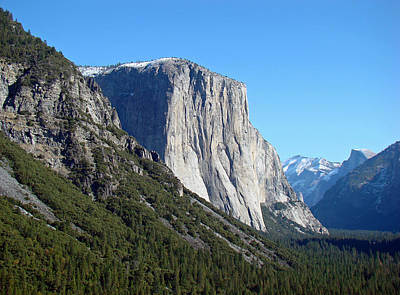 Photograph - Eternal Yosemite by Walter Fahmy