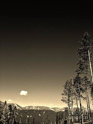 Photograph - Clear Colorado Skies by Garren Zanker