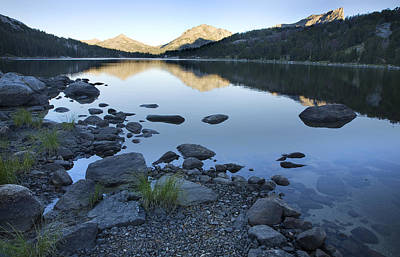 Photograph - Clear Lake by David Halter