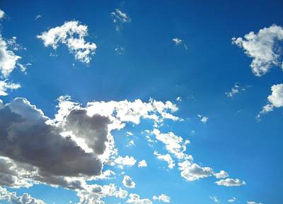 Photograph - Clear Sky by Kruti Shah