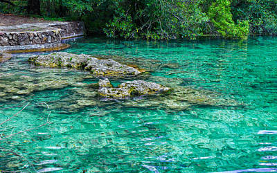 Photograph - Clear Water by John M Bailey