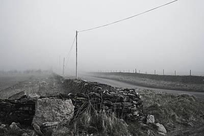 Clearing Fog Art Print