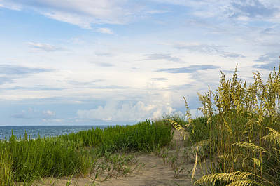 Art Print featuring the photograph Clearing Sky by Gregg Southard