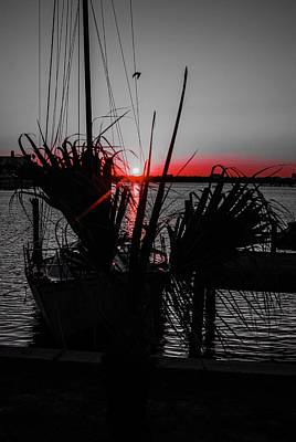 Clearwater Sunrise Art Print