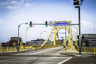 Clement Bridge Original by Chris Smith