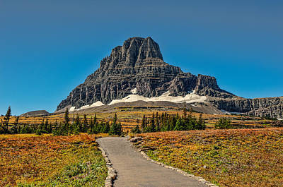 Photograph - Clements Mountain by Brenda Jacobs
