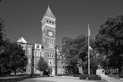 Photograph - Clemson University Tillman Hall by University Icons