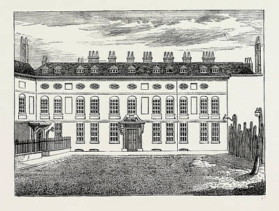 Cleveland House. 1799, London, Uk Art Print by Litz Collection