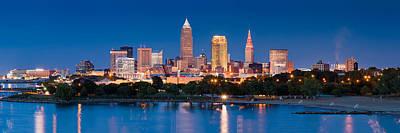 Photograph - Cleveland Ohio by Emmanuel Panagiotakis