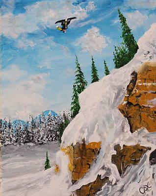 Colorado Cliff Bomber Original