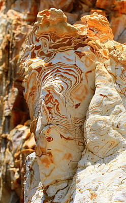 Photograph - Cliff Face by Tap On Photo