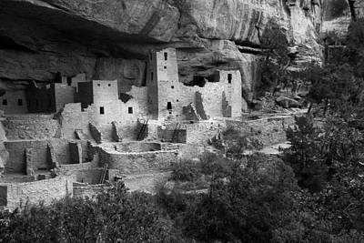 Photograph - Cliff Palace - Mesa Verde  by Dany Lison
