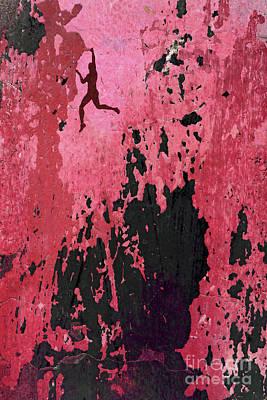 Hanger Digital Art - Cliffhanger by Adrian Hillman