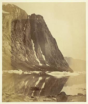 Cliffs Art Print by British Library