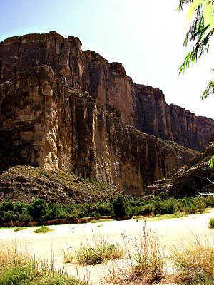 Photograph - Cliffs Of Big Bend by Linda Cox