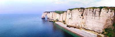 Photograph - Cliffs Of Etretat 3 by Weston Westmoreland