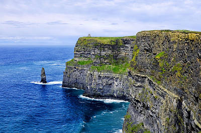 Photograph - Cliffs Of Moher by Fabrizio Troiani