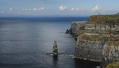 Photograph - Cliffs Of Moher by Peter Skelton