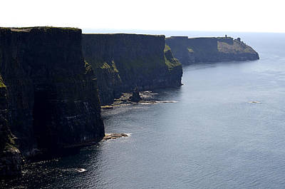 Photograph - Cliffs Of Moher  by Richard Ortolano
