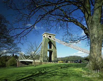 Clifton Suspension Bridge Original