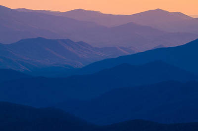 Photograph - Clingmans Dome View by Stefan Mazzola