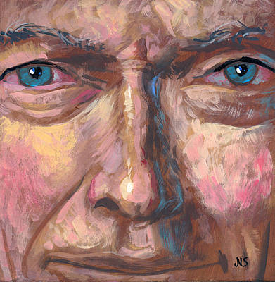 Painting - Clint by John Norman Stewart