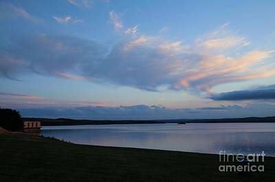Photograph - Clinton Sunset by Sue OConnor