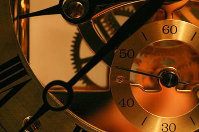 Photograph - Clockwork by Jeff Mize