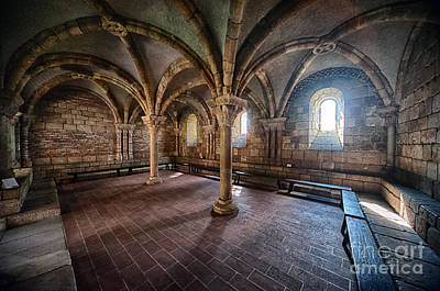 Photograph - Cloisters Vii by Ray Warren