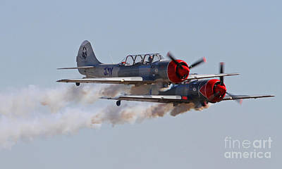 Photograph - Close-order Aerobatics by Kevin McCarthy