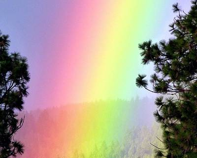 Photograph - Close To The Pot Of Gold by Will Borden