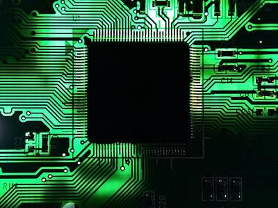 Close-up Of Circuit Board Art Print by Paul Hartmann Paludo / Eyeem