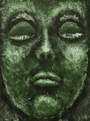Painting - Close-up by Siyavush Mammadov