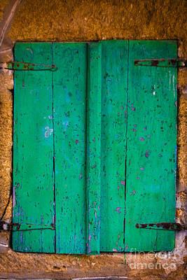 Photograph - Closed by Edgar Laureano