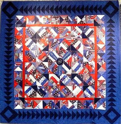 Tapestry - Textile - Closure by Tracie L Hawkins