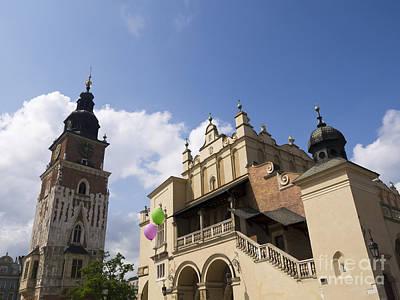 Photograph - Cloth Hall Krakow by Brenda Kean