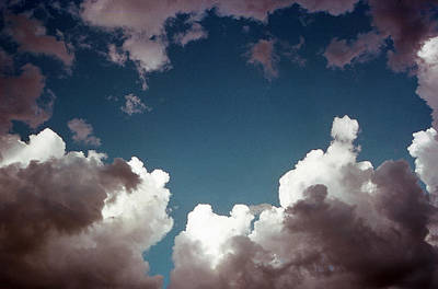 Photograph - Hole In The Clouds by Jim Cotton