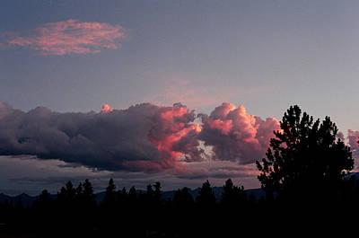 Photograph - Cloud by Jim Cotton