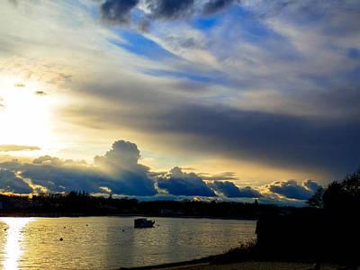 Photograph - Cloud Army by Heather Sylvia