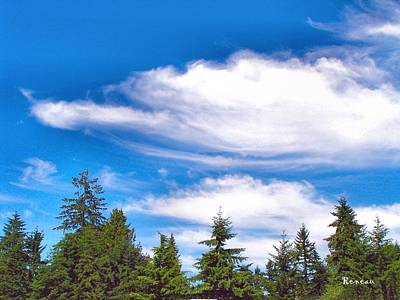 Photograph - Cloud Art 3 by Sadie Reneau