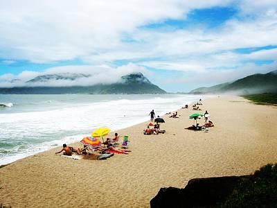 Brazil Photograph - Cloud Bathing by Zinvolle Art