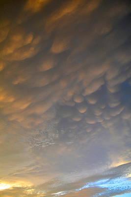 Cloud Ceiling 3  Art Print by Lyle Crump