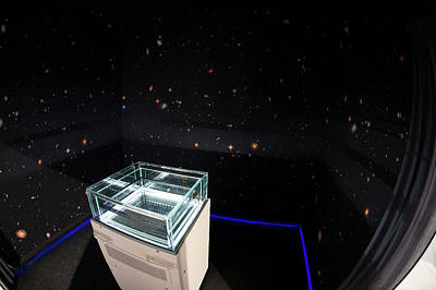Impact Photograph - Cloud Chamber Educational Display by European Space Agency/p. Sebirot, 2015