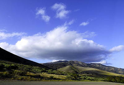 Photograph - Cloud Cover by My Lens and Eye   - Judy Mullan -