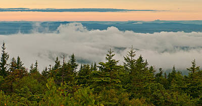 Photograph - Cloud Cover by Paul Mangold