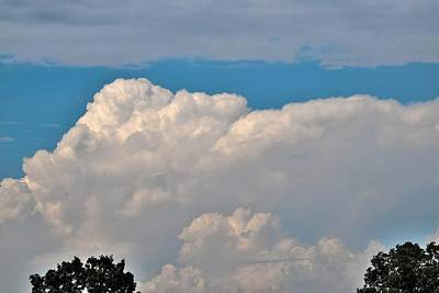 Clouds Rights Managed Images - Cloud Days 175 Royalty-Free Image by Lawrence Hess