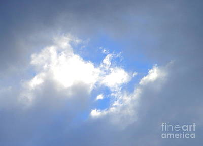 Photograph - Cloud Illusions I Recall by Lew Davis
