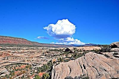 Photograph - Cloud In Colorado by Randy J Heath