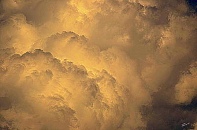 Photograph - Cloud by Karen Kersey